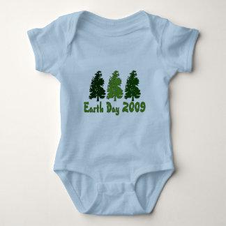 Celebre el Día de la Tierra 2009 Remeras