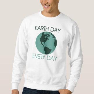 Celebre el Día de la Tierra cada día Suéter
