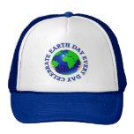 Celebre el Día de la Tierra cada gorra del día