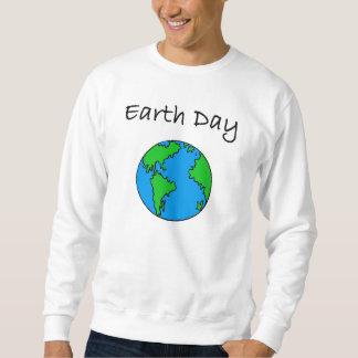 Celebre el Día de la Tierra Sudaderas Encapuchadas