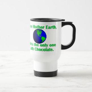 Celebre el Día de la Tierra Taza