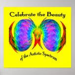Celebre el poster del espectro