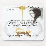 Celebre el tiempo reservado con Jesús-Personalizar Alfombrilla De Raton