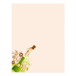 Celebre en estilo tarjetas postales