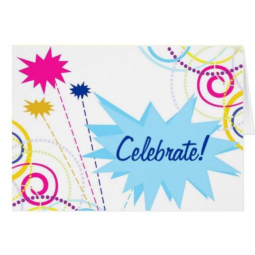 Celebre Felicitación