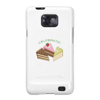 Celebre Samsung Galaxy S2 Fundas