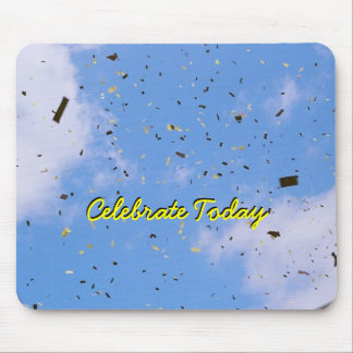 Celebre hoy mouse pads