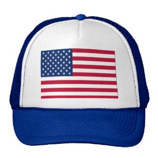 Celebre la bandera americana gorro
