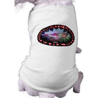 Celebre la camisa del perro de Canadá Ropa De Perro