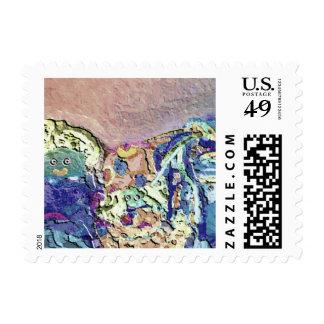 Celebre la diversidad - exclusión de la inclusión sellos postales