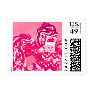 Celebre la diversidad - exclusión de la inclusión timbres postales