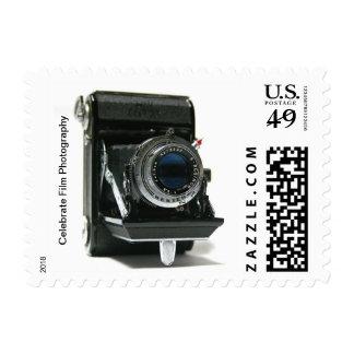 Celebre la fotografía sello del postate de 49 cent