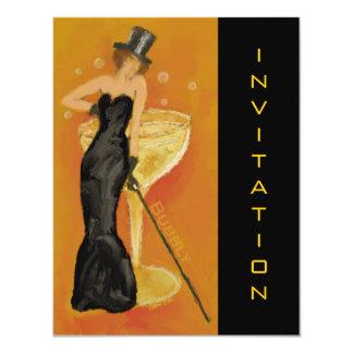 Celebre la invitación