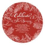 Celebre la invitación de la celebración de días