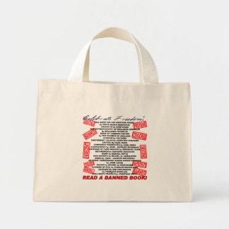 ¡Celebre la libertad ¡Lea un libro PROHIBIDO s Bolsa