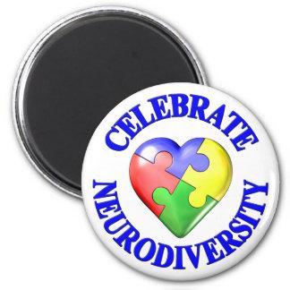 Celebre Neurodiversity Imanes