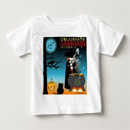 Celebre Samhain, el 31 de octubre. Camisas