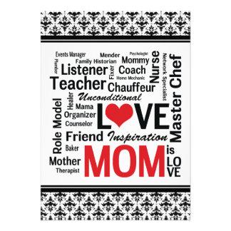 ¡Celebremos a la mamá Cumpleaños del día de madre