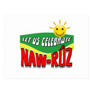 Celebremos Naw-Rúz Postales