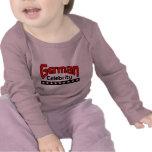Celebridad alemana camisetas