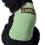 Celebridad alemana camisetas de perrito