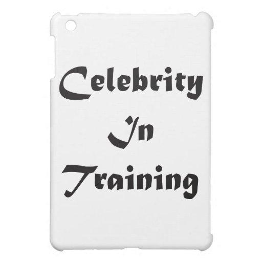 Celebridad en el entrenamiento