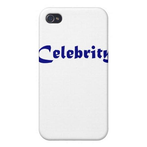Celebridad iPhone 4 Cárcasas