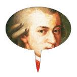 celebridades Wolfgang Amadeus Mozart 2 Palillos De Tarta