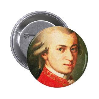 celebridades Wolfgang Amadeus Mozart 2 Pin