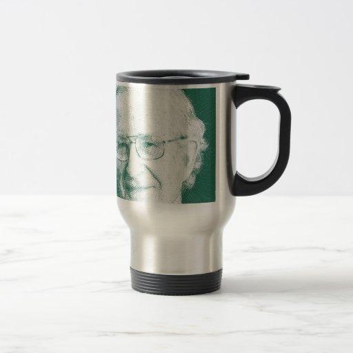 celebrities  noam chomsky 2 15 oz stainless steel travel mug