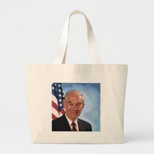 celebrities  ron paul bags