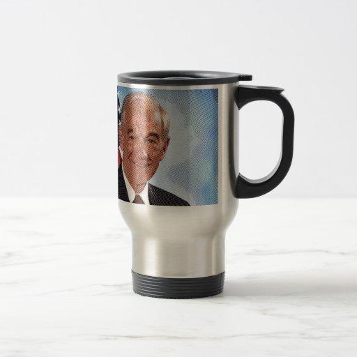 celebrities  ron paul mugs