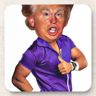 celebrity-9868-trump drink coaster