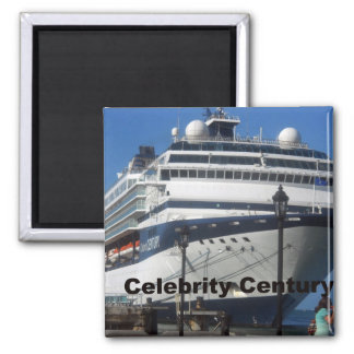 Celebrity Century Magnet