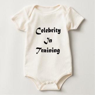 Celebrity In Training Baby Bodysuit