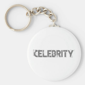 Celebrity Keychains