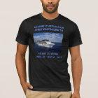 Celebrity Reflection TA Black w/name on back T-Shirt