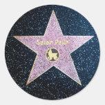 Celebrity Sticker