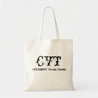 Celebrity Vegas Tours Gift Bag