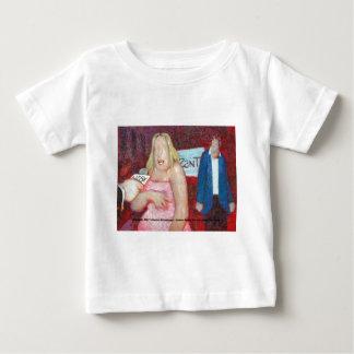 Celebrity Zombie Fundraiser Baby T-Shirt