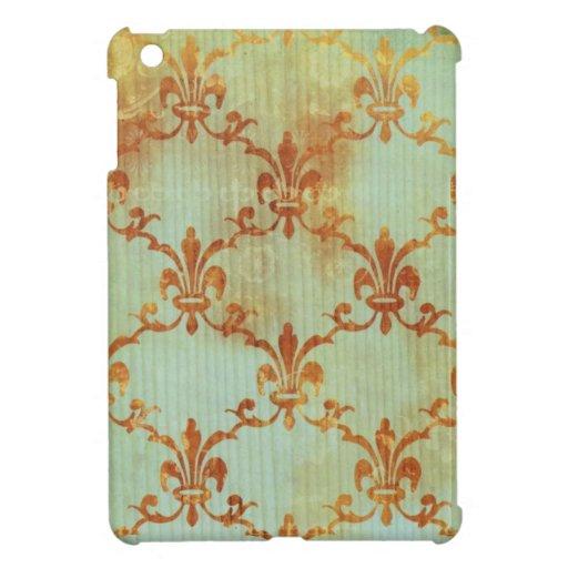 Celedon And Sienna Fleur iPad Mini Case