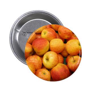 Celemín de manzanas deliciosas pins