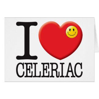 Celeriac Card