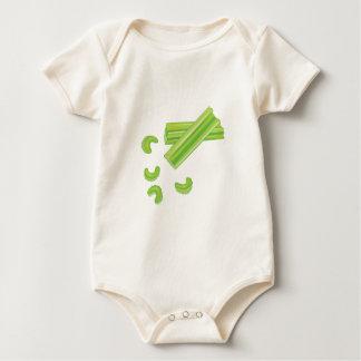 Celery Baby Bodysuit