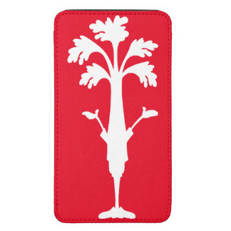 'Celery Charles' Logo Samsung Galaxy S5 Pouch