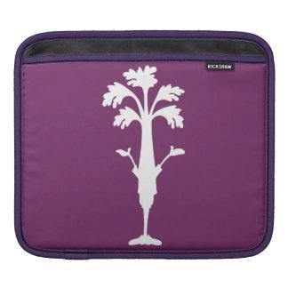 'Celery Charles' Logo Wine Sleeve iPad Sleeves