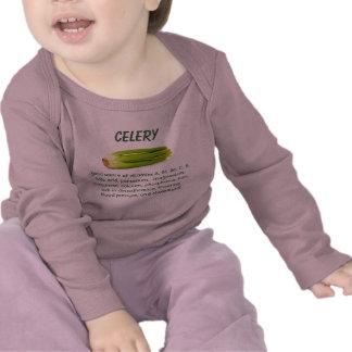 Celery infant shirt
