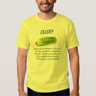 Celery mens shirt