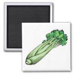 celery refrigerator magnet
