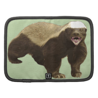 Celery Root Honey Badger Don't Care Pattern Organizers